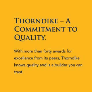 Thorndike – A Commitment to Quality.