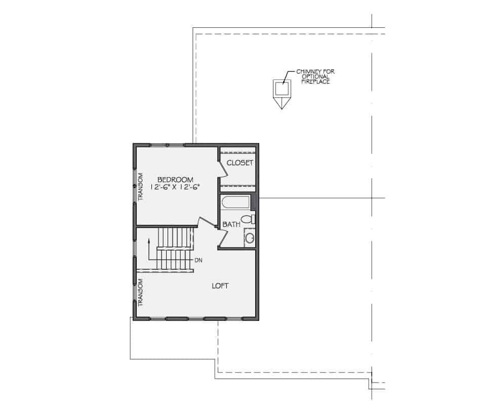 Adams 2nd Floor