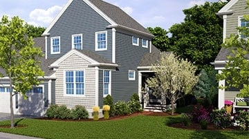 townhome new homes plymouth ma 55 community